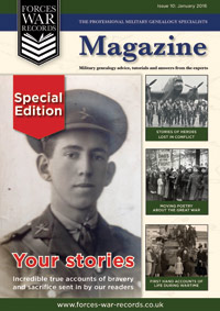 Forces War Records Magazine
